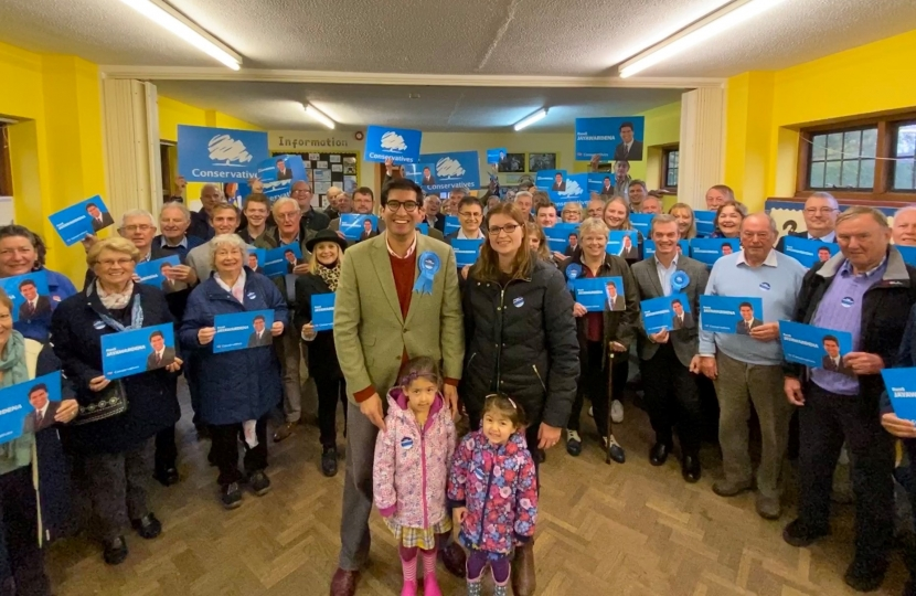 North East Hampshire Conservatives 2019
